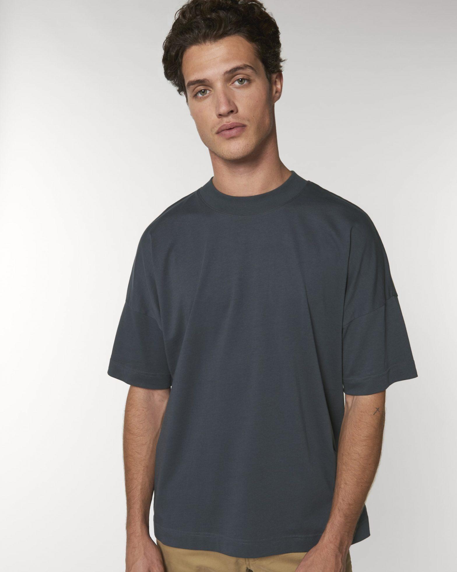 Organic T-shirt Ink Grey