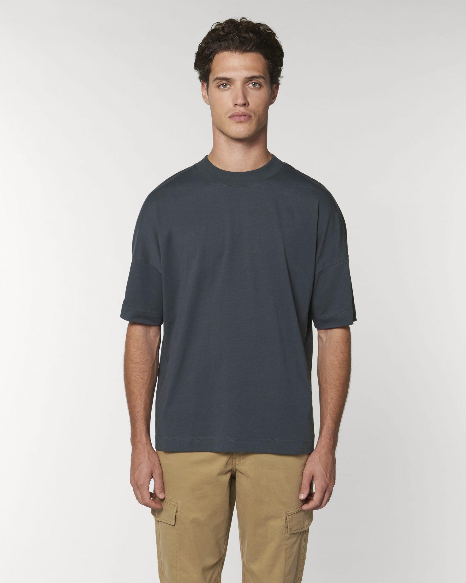 Sustainable T-shirt Grey