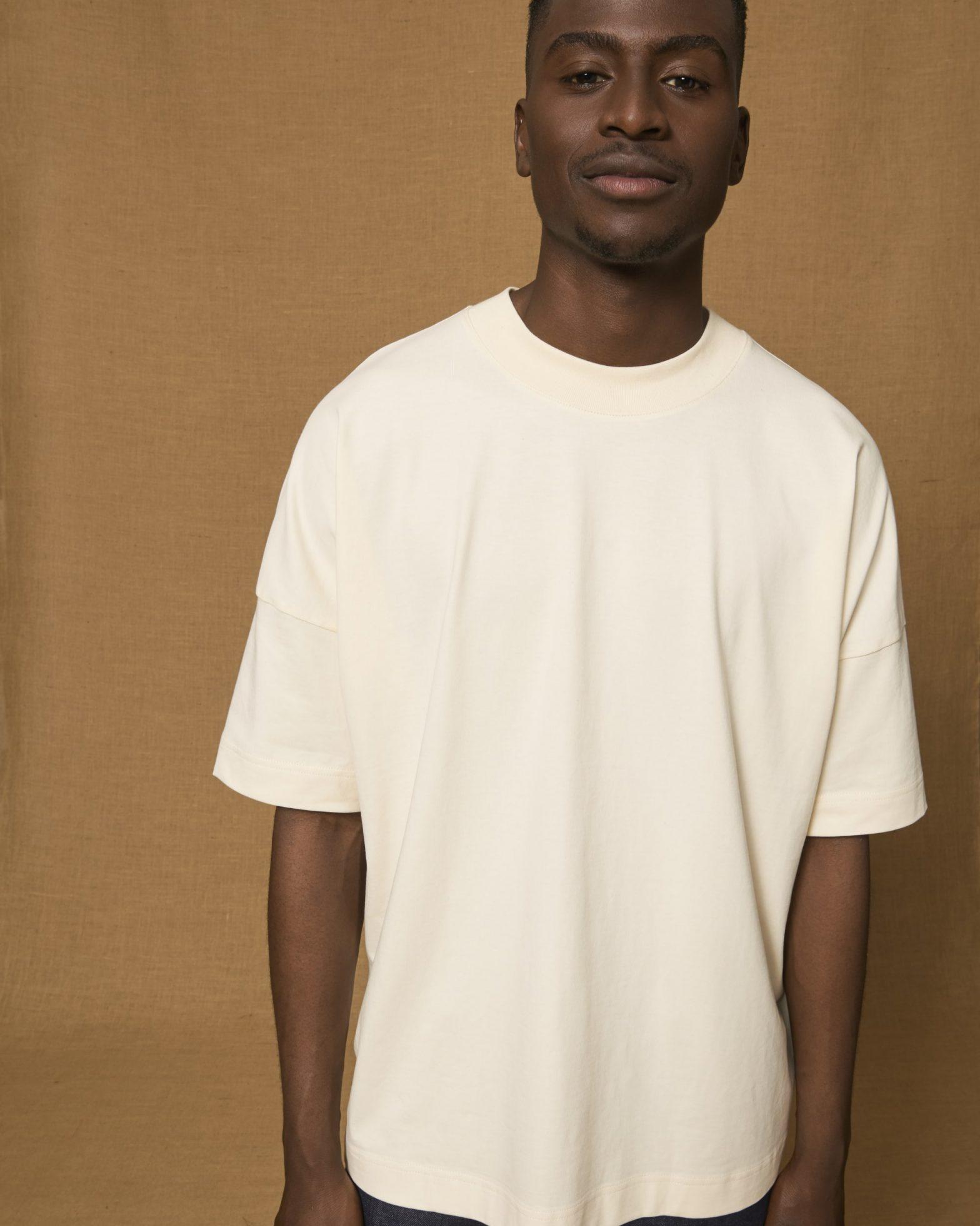 Oversized T-shirt Ecru